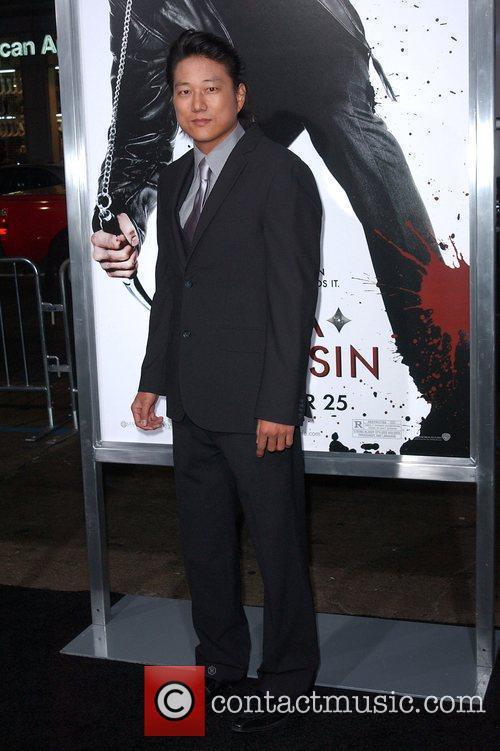 The Premiere of 'Ninja Assassin' held at Grauman's...