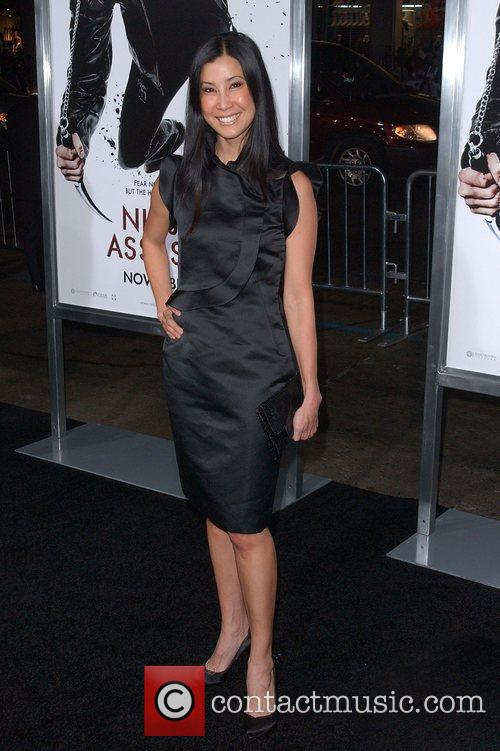 The Premiere of 'Ninja Assassin' held at Grauman's...