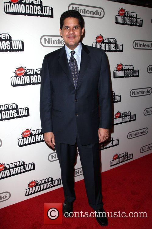 Guest 25 years of Mario celebration at the...