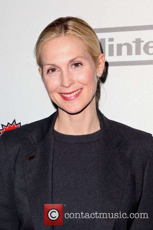 Kelly Rutherford  25 years of Mario celebration...