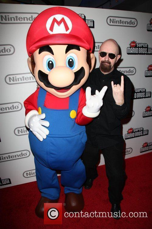 Mario and Judas Priest 3