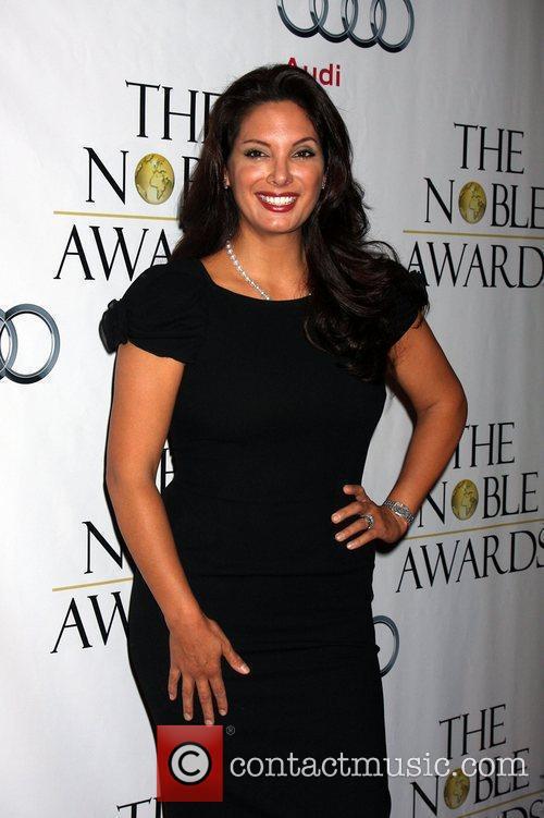 Alex Meneses The Nobel Awards held at the...