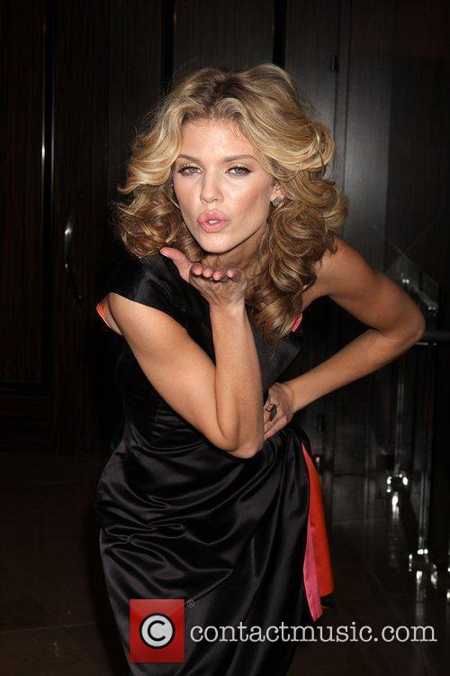AnnaLynne McCord The Nobel Awards held at the...