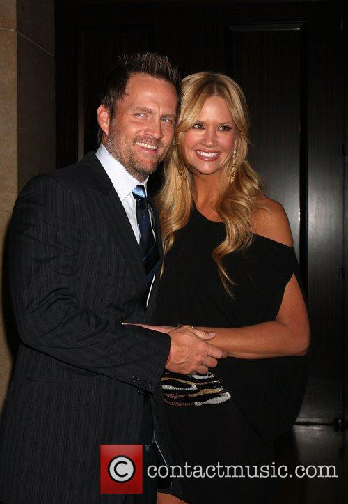 Nancy O'Dell and Guest  The Nobel Awards...