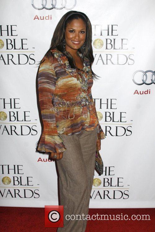 Laila Ali The Nobel Awards held at the...