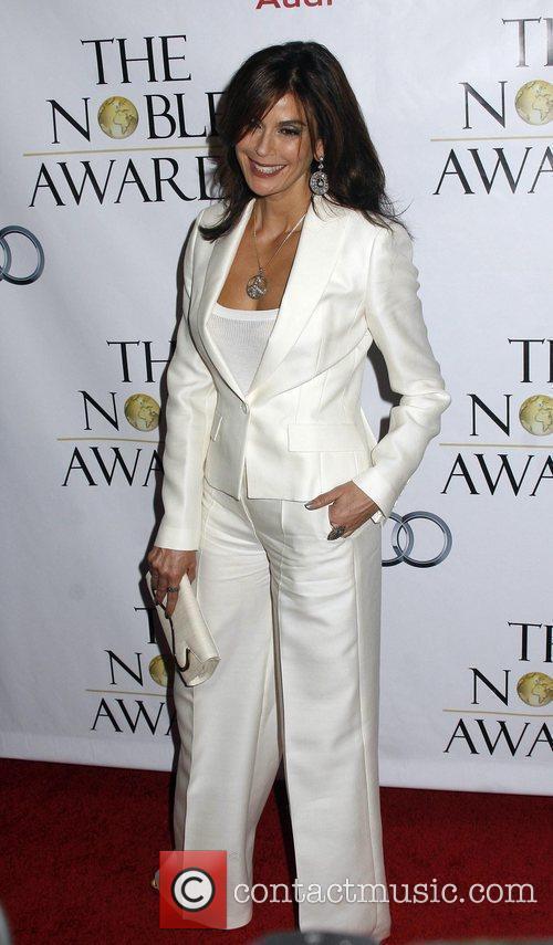 Teri Hatcher The Nobel Awards held at the...
