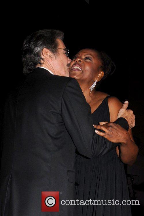 Geraldo Rivera and Robin Quivers 2