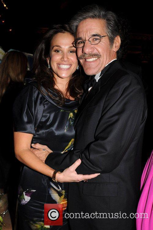 Geraldo Rivera and Erica Levy