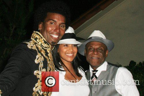 Norwood Young's birthday bash and Michael Jackson Tribute...