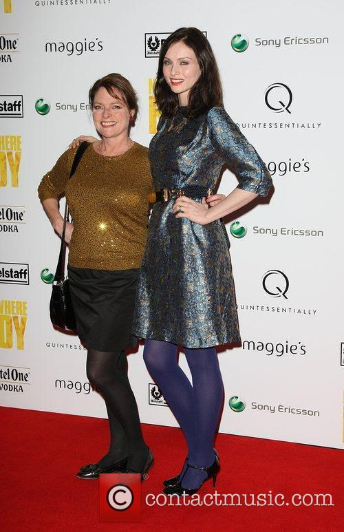 Quintessentailly hosts the premiere of 'Nowhere Boy' in...