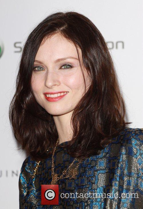 Sophie Ellis Bextor Quintessentially hosts the premiere of...