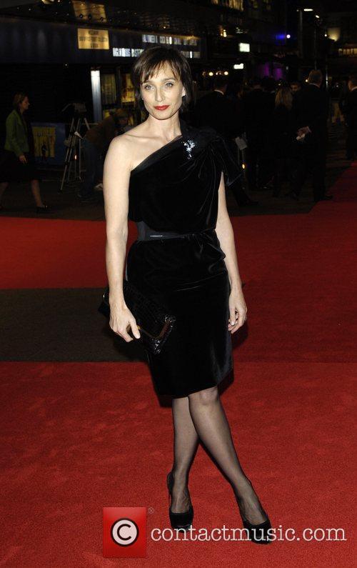 Kristen Scott Thomas The Times BFI London Film...