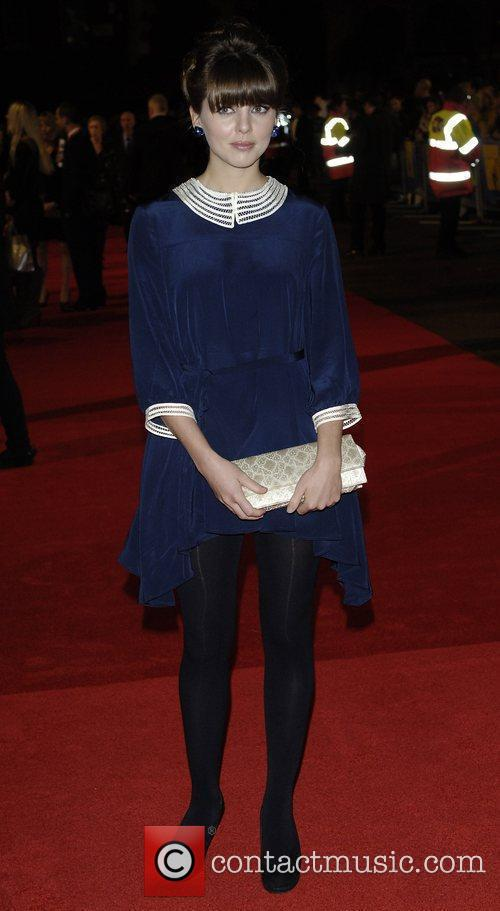 Ophelia Lovibond The Times BFI London Film Festival...