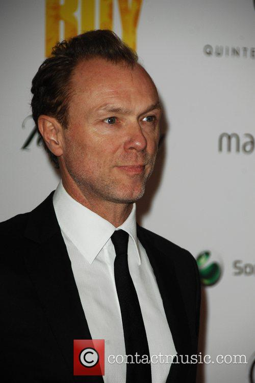 Gary Kemp  Quintessentially hosts the premiere of...