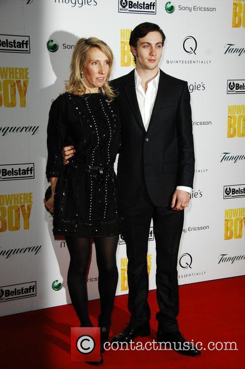Quintessentially hosts the premiere of 'Nowhere Boy' in...