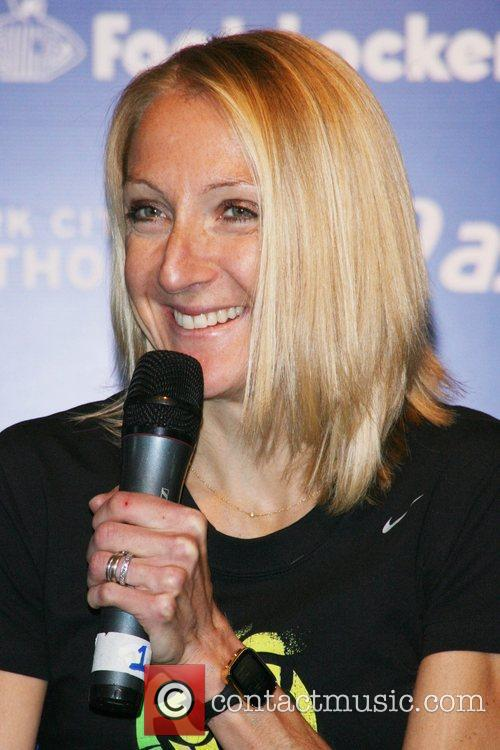 ING New York City Marathon press conference held...