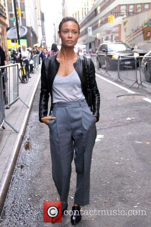 Mercedes-Benz IMG New York Fashion Week Spring/Summer 2010...