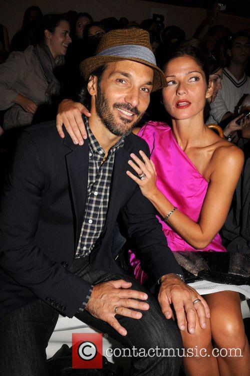 Paolo Mastropietro and Jill Hennessy Mercedes-Benz IMG New...