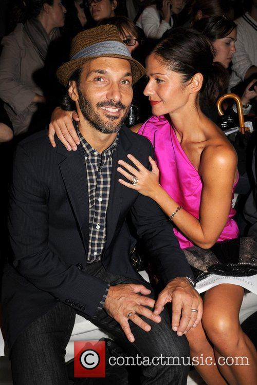 Paolo Mastropietro, Jill Hennessy, New York Fashion Week