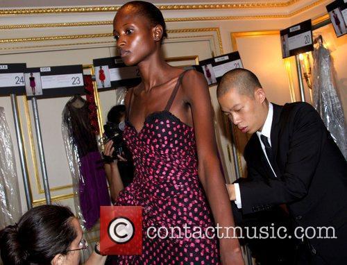 Jason Wu Mercedes-Benz IMG New York Fashion Week...