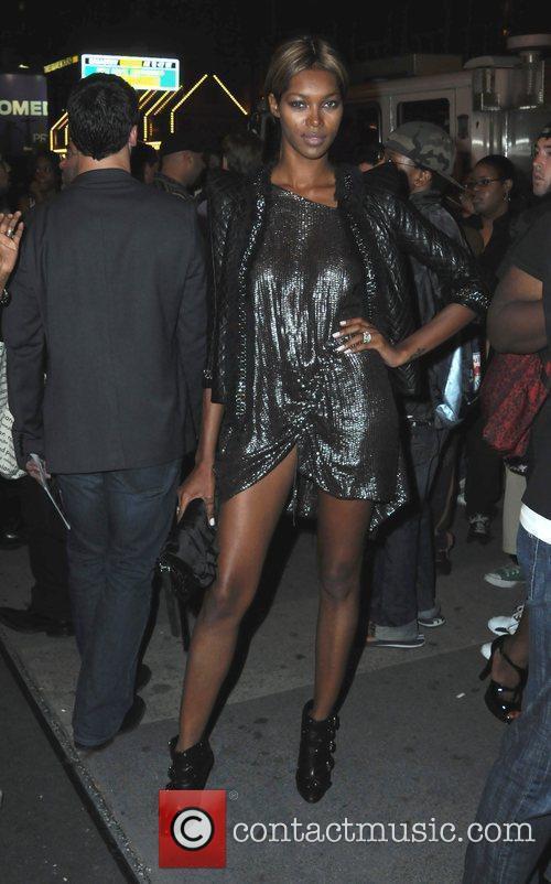 Jessica White Mercedes-Benz IMG New York Fashion Week...