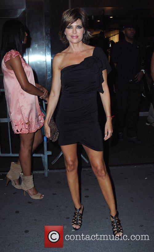 Lis Arinna Mercedes-Benz IMG New York Fashion Week...
