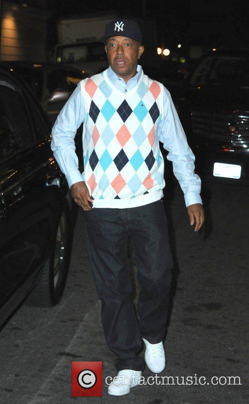 Russell Simmons, New York Fashion Week