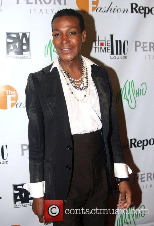 Dwight from Real Housewives of Atlanta Indashio fashion...