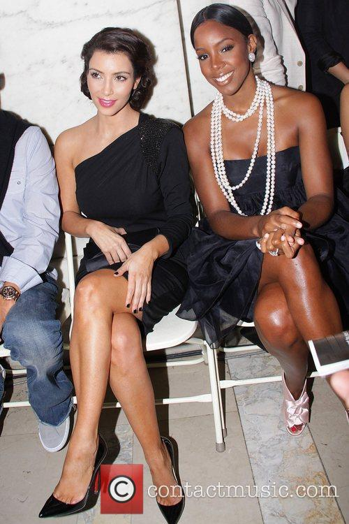 Kim Kardashian and Kelly Rowland 5