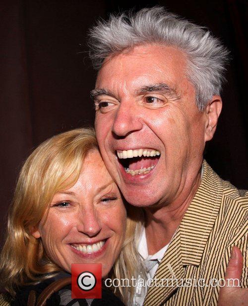 Cindy Sherman, David Byrne Mercedes-Benz IMG New York...