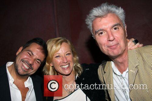 Narciso Rodriguez, Cindy Sherman, David Byrne Mercedes-Benz IMG...