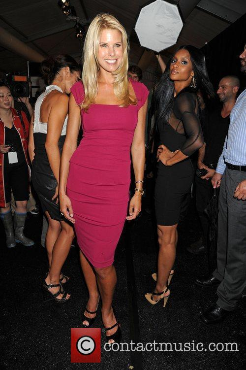 Beth Ostrosky and Ciara  Mercedes-Benz IMG New...