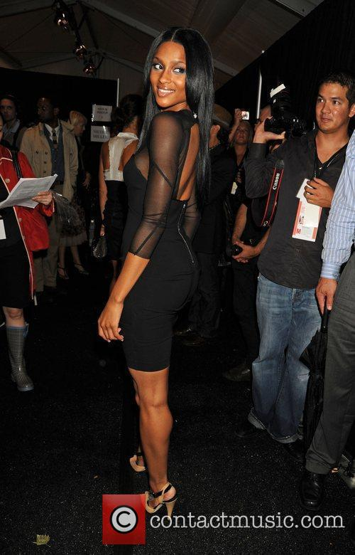 Ciara Mercedes-Benz IMG New York Fashion Week Spring/Summer...