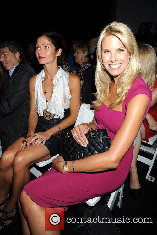 Jill Hennessy and Beth Ostrosky 1