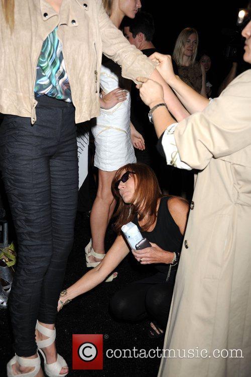 Nicole Miller Mercedes-Benz IMG New York Fashion Week...