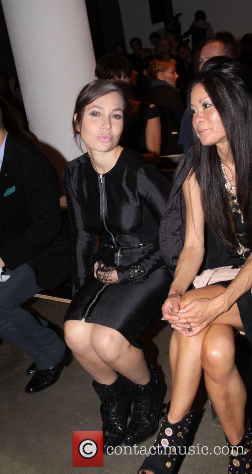 Fabiola Beracasa Proenza Schouler Spring 2010 - front...