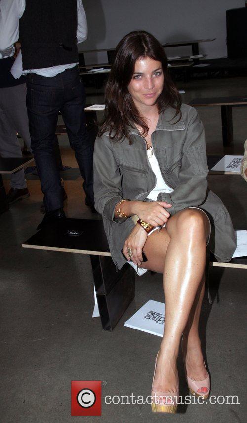 Julia Restoin Roitfeld Proenza Schouler Spring 2010 -...