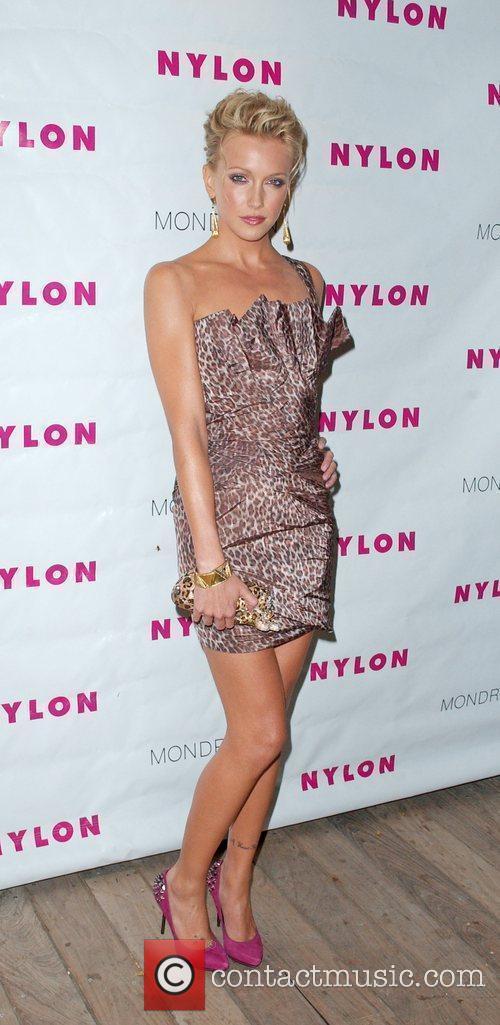 Nylon magazine celebrates Fall TV & Fashion Issue...