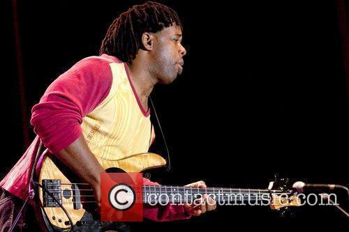 Performing live at Oeiras Sounds 2009 held at...