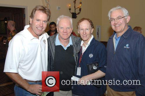 Malcolm Mcdowell, Robby Krieger and Joe Parent 3