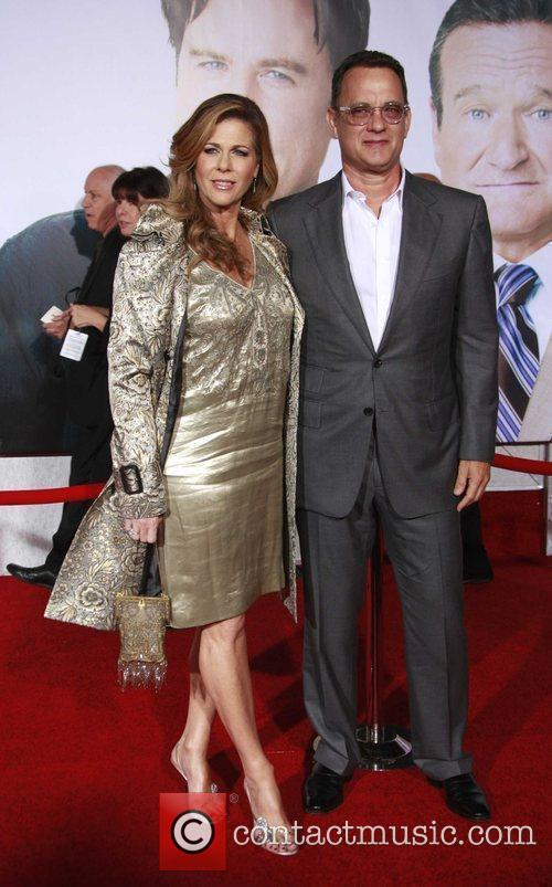 Tom Hanks and wife Rita Wilson Walt Disney's...