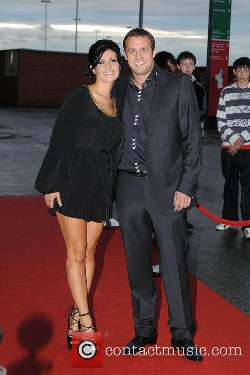 Kym Marsh and Jamie Lomas 2