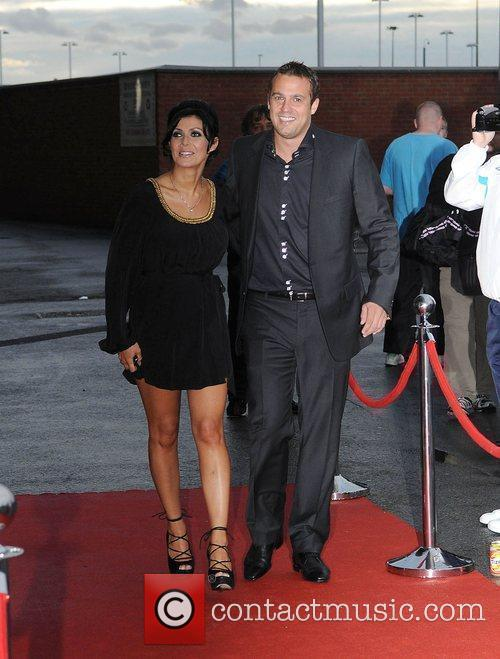 Kym Marsh and Jamie Lomas 1