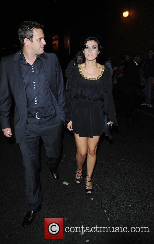 Kym Marsh and Jamie Lomas 6