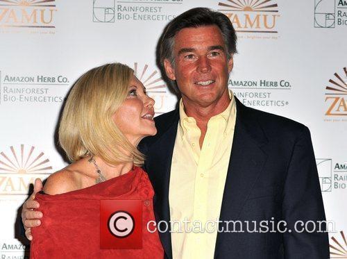Olivia Newton-john and Her Husband John Easterling Aka Amazon John 10