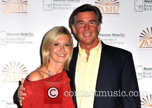 Olivia Newton-john and Her Husband John Easterling Aka Amazon John 7