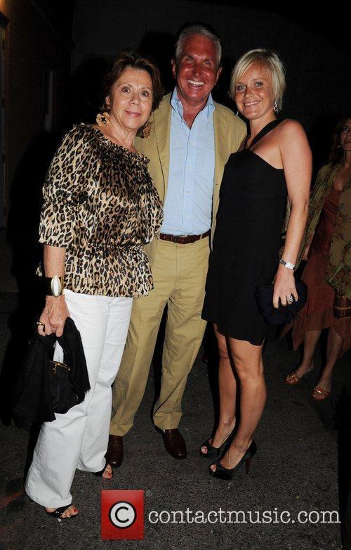 Maria Floyd and George Hamilton 2