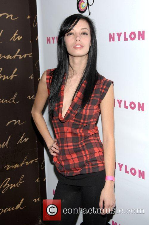 Nylon Magazine official after-party for Cobra Starship and...