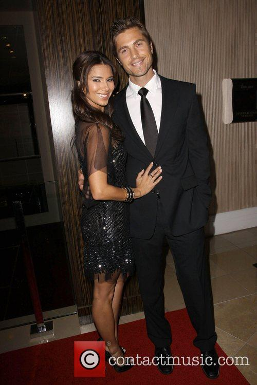 Roselyn Sanchez and Eric Winter 6