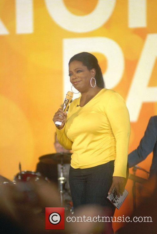 Oprah Winfrey Oprah's 24th season kickoff party Chicago,...